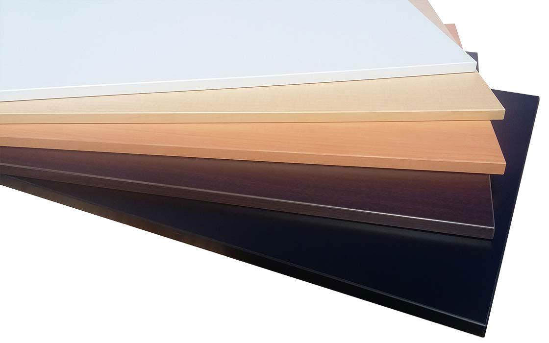 Height Adjustable Standing Desk Laminate Top Colors