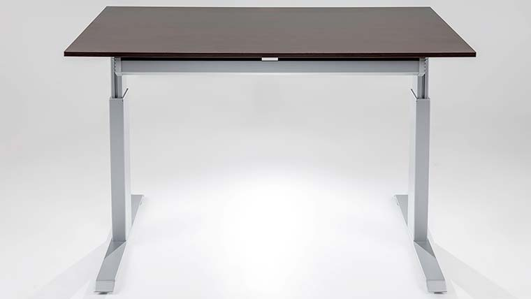 Large Standing Desk Cable Management Tray Specs
