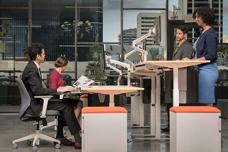 Standing Desk Gallery 31 MultiTable