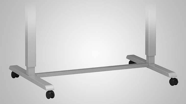 Hand Crank Desk Wheel Kit Specs