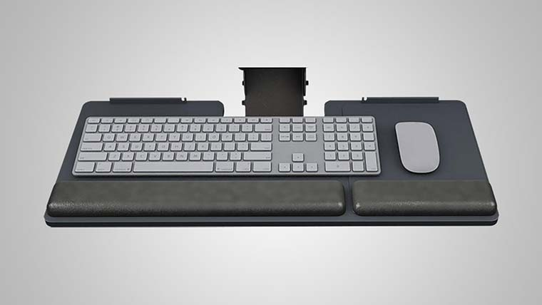 Keyboard And Mouse Tray Specs
