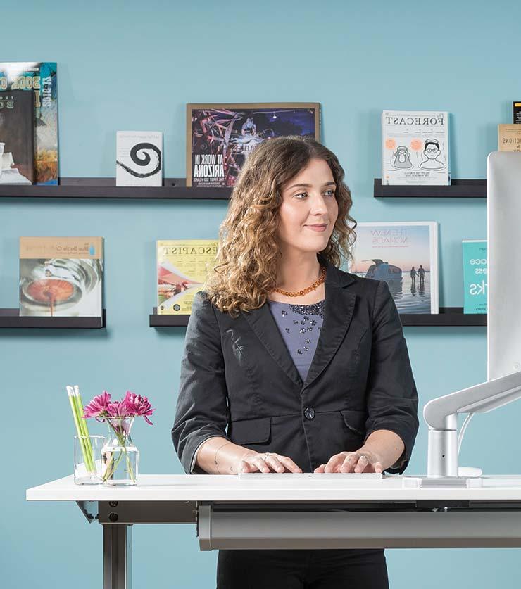 Standing Desk Custom Order Wilsonart Desk Tops MultiTable