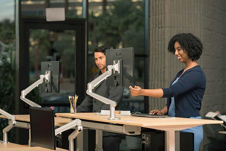 Standing Desk Resources MultiTable