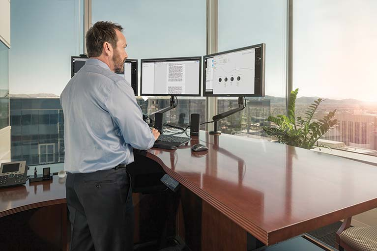 Standing Desk Conversions MultiTable Servicing The US