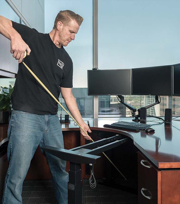 Standing Desk Conversions MultiTable USA