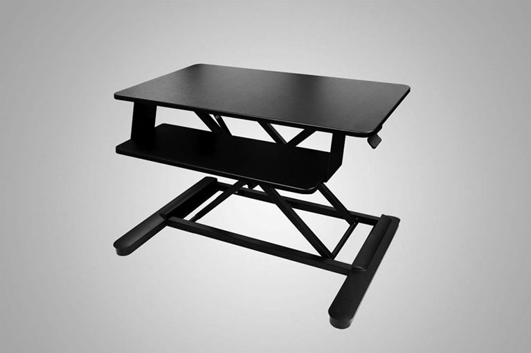 Desktop Sit To Stand Workstation By MultiTable