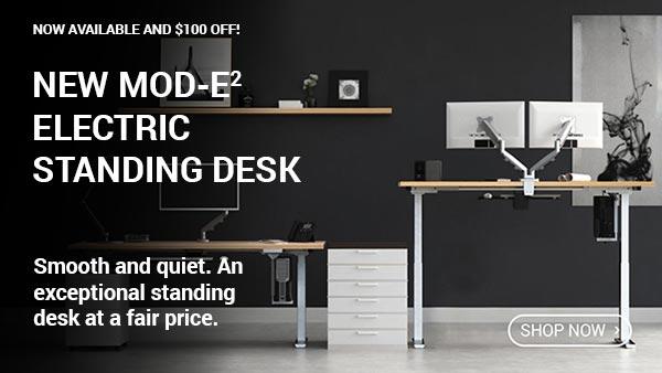 New Mod E2 Standing Desk By MultiTable 2